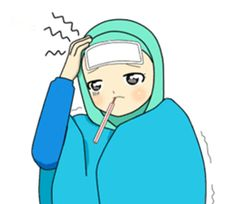 Hana is a girl who loves hijab and always being positive. Let's have fun with her cute expression! Islamic Cartoon, Anime Muslim, Cute Love Stories, Funny Emoji, Strong Words, Stylish Girl Pic, Line Sticker, Disney Tattoos, Cute Illustration