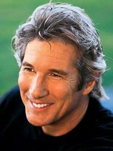 No matter how old you are - you're still allowed your dream date!   #Richard Gere #dreamdate