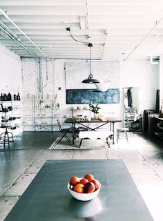 welcome to wilma's world + rae dunn's beautiful studio / sfgirlbybay