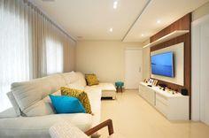 17 Ideias De Decoração De Um Apartamento Incrível Para Você Se Inspirar (De Fernanda Maranha - homify)