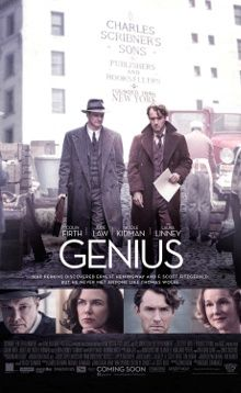 Uni-versal Extras was the sole extras agency for the 2016 feature film, Genius.