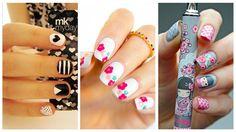40 Nuevas ideas para decorar uñas en el 2016 – Nail art | Decoración de Uñas…