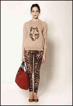 I need a fox sweater for winter