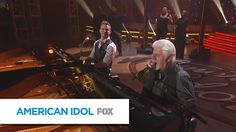 "Clark Beckham and Michael McDonald, ""Takin' it to the Streets"" - AMERICAN IDOL XIV"
