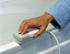 http://www.midlandmobility.co.uk/index.php?main_page=product_info&cPath=66&products_id=848 The hand controller features broad switch pads enabling a person with weak or severely impaired hand and finger dexterity to operate the bathmaster classic. When pressure is released from the pads the seat stops moving. 194 Torrington Avenue, Coventry, CV4 9BL.