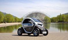 Unsere Blogger sind den Renault Twizzy Probe gefahren - ihr Bericht.