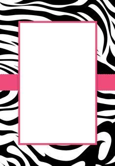 Zebra Print Clip Art Free - Cliparts.co