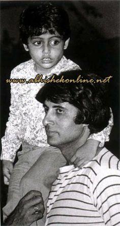 Abhi childhood photo