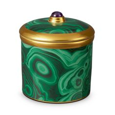 L'Objet Malachite Candle | Bloomingdale's Wedding & Gift Registry