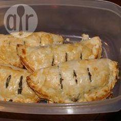 Recipe photo: Forfar Bridies (Scottish pasties)
