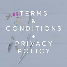 terms conditions privacy policy for your websiteinstant privacy policy download for your blog or website