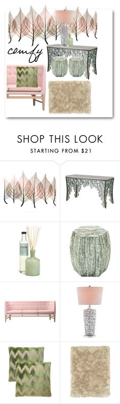 """""""Untitled #161"""" by kiwipeach ❤ liked on Polyvore featuring Artistica, LAFCO, &Tradition, Lee Jofa and Feizy Rugs"""