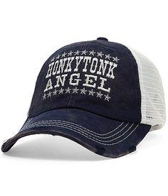 Junk Gypsy Honkytonk Angel Trucker Hat at Buckle.com