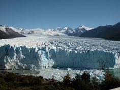 Glaciar Perito Moreno -  Lago Argentino Provincia de Santa Cruz, Patagonia Argentina