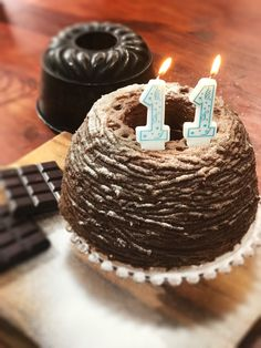 Ma recette de gâteau choco-marron - Laurent Mariotte