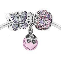 Pretty Pandora charms                                                                                                                                                                                 More