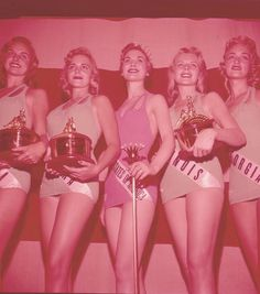 Miss USA Pageant [1958]