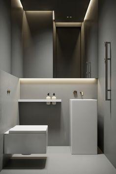 Modern Toilet, Bathroom Toilets, Washroom, Contemporary Bathroom Designs, Funky Design, Room Tour, Interior Design Services, Bathroom Interior, Bathroom Ideas