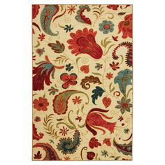 You should see this Select Strata Tropical Acres Rug on Daily Sales!