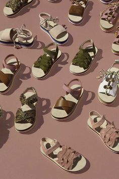 Maison mangostan kinderschoenen lookbook summer 2017 trendy kinderschoenen footwear