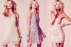 We're excited about Free People's new dress collection.
