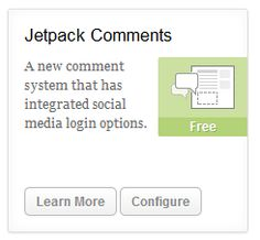 Jetpack Comments Integrates With Your Social Media