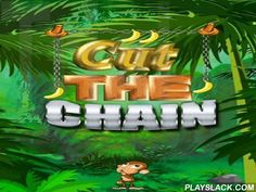 Cut The Chain  Android Game - playslack.com , assist an attractive primate get all the herbs hanging from the trees on shackles. Cut them so the primate gets herbs. Use your cognition and message to unravel problems on the levels of this mind-blowing Android game. board on a travel through the chromatic location with a humorous small primate. primate loves herbs. Unfortunately, you can't get the herbs that easily as they're obtained  with metal shackles. Cut the chain in the right points to…