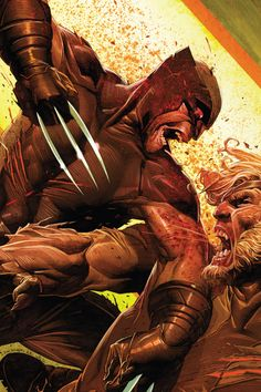 Wolverine ( X-Men ) // Marvel // New Comics // vs Dent de Sabre Marvel Wolverine, Ms Marvel, Marvel Comics, Marvel Heroes, Logan Wolverine, Comic Book Characters, Comic Book Heroes, Marvel Characters, Dc Comics