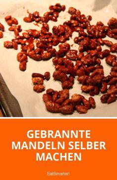 Gebrannte Mandeln selber machen   eatsmarter.de