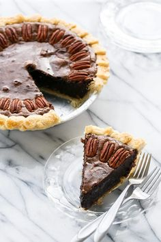 Pecan Fudge Pie Recipe