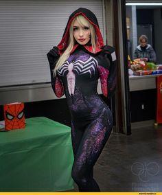 Marvel Cosplay,Косплей,Marvel,Вселенная Марвел,фэндомы,Gwen Stacy,Женщина-Паук,…
