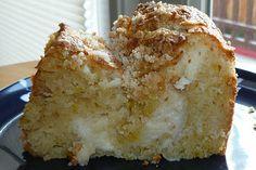 Cream Cheese Coffee Cake