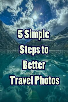 Want to creat better travel photos once you return from vacation? These post processing steps will turn amateur photos into professional quality images. Photography Tutorials, Photography Tips, Travel Photography, School Photography, Digital Photography, Travel Pictures, Travel Photos, Travel Tips, Lightroom Tutorial
