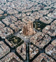 Image discovered by Find images and videos about city, spain and Barcelona on We Heart It - the app to get lost in what you love. Mykonos, Vacation Trips, Vacation Spots, Ibiza, Madrid, Beau Site, Antoni Gaudi, Beautiful World, Beautiful Places