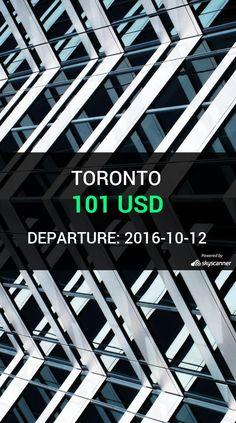 Flight from Orlando to Toronto by WestJet #travel #ticket #flight #deals   BOOK NOW >>>