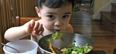 "How I ""Tricked"" My 2-Year-Old Into Loving Veggies - mindbodygreen.com"