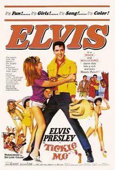 #18  Tickle Me … A Review of Elvis Presley's Eighteenth Movie