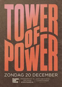 Tower of Power - 20 december 2015 @ Paard van Troje