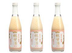 糀甘酒ビン
