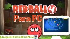 Jugar Red Ball 4 para PC Google Play, Android, Neon Signs, Red, Color Shapes, New Adventures, Soundtrack, Games
