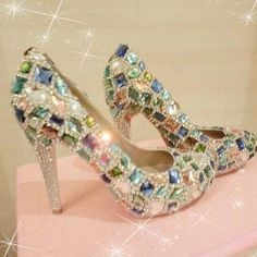 Buy Peep toes crystal shoes wedding shoes Bling women high heels luxury prom shoes wedding heels rhinestone party shoes evening shoes at Wish - Shopping Made Fun Bling Wedding Shoes, Bling Shoes, Wedding Heels, Prom Shoes, Bridal Shoes, Bling Bling, Rhinestone Wedding, Sparkly Shoes, Rhinestone Shoes