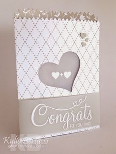 Stampin Up! Mini Bag Thinlits Die, Your Perfect Day Stamp Set Occasions Catalog/Catalogue - Kylie Bertucci