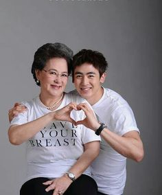 Khunnie with his mamma!
