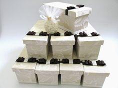 Divina Caixa: Caixa Kit Lavabo - Lembrança Padrinhos e Madrinhas...