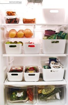 IKEA 2019 Pluggis not new but my all time favourite PLUGGIS storage series brings a contemporary feel to ages-old organization needs. Made of recycled PET plastic you can put them inside drawers h The post IKEA 2019 appeared first on Apartment Diy. Refrigerator Organization, Kitchen Organisation, Organized Fridge, Fridge Storage, Ikea Kitchen Storage, Storage For Small Kitchen, Fridge Decor, Ikea Storage, Organizing Ideas