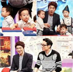 Lee Twins and Song Triplets at Superman Returns' anniversary