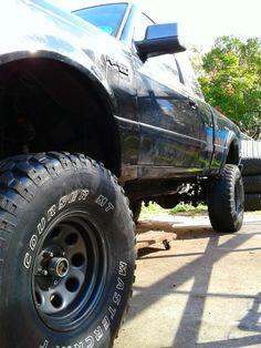 Ford Ranger, Monster Trucks