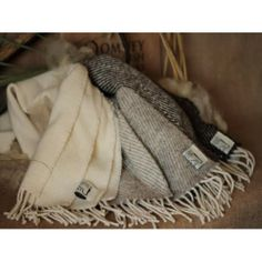Merino Wool Scarves! Beautifully soft and warm.  Made in Kent, UK... http://www.madecloser.co.uk/clothes-accessories/bags-accessories/wool-scarves