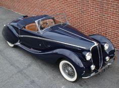 1939 Delahaye 135MS Grand Sports Roadster