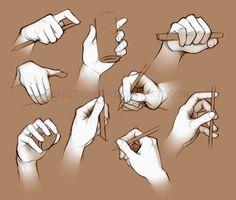 Life study: hands 2 by Spectrum-VII on DeviantArt
